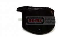 Honda MR50 Left Side Plastic Cover - Black