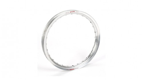 MR50 Front Excel Takasago 1.4 x 14 Rim - Silver 28H