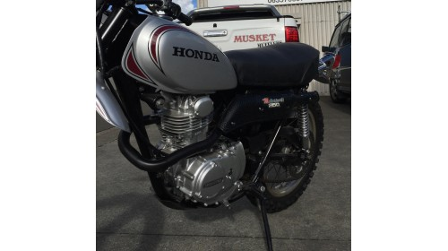 Honda XL250 Motosport Replacement Muffler