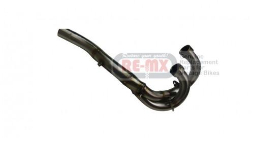 Yamaha XT400 | XT550 Replacement Header Pipe