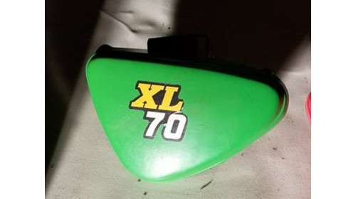 1976 Honda XL70 Side Cover Decal Set