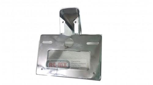SL70 | SL175 Tail Light License Plate Bracket
