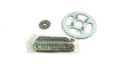 XR75 | XR80 Chain and Sprocket Special 14T Front
