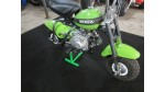 TT Fully Adjustable Show Stand Green