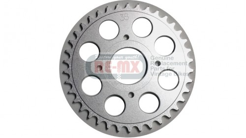 Honda XL175 Aluminum Rear Sprocket - Standard Holes
