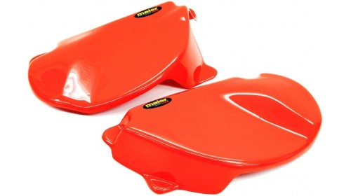 1977-78 XR75 | XR80 Side Cover Set Red