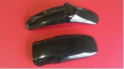 1973-1976 XR75 Fender Black Front | Rear Set