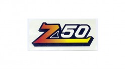 1975 Honda Z50A K6 Side Cover Decal