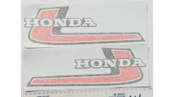 1976 Z50A Tank Decal Set