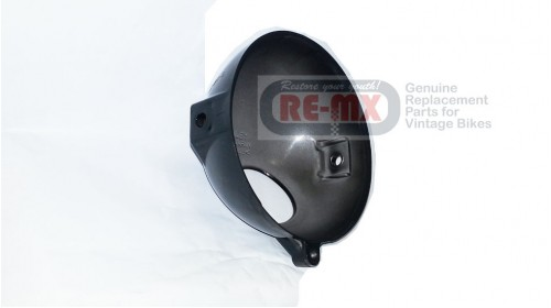Z50A Honda Headlight Bucket Black