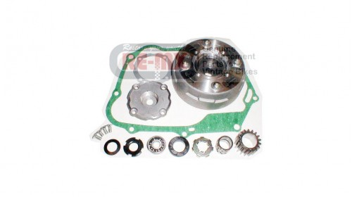 CT70 | Z50A | Z50R Heavy Duty Clutch Kit