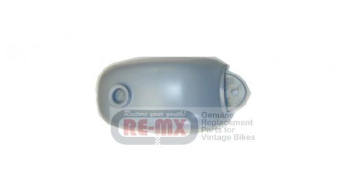 1972-1978 Z50A Replacement Fuel Tank Primer Gray