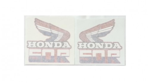 1985 Z50R Tank Decal Set