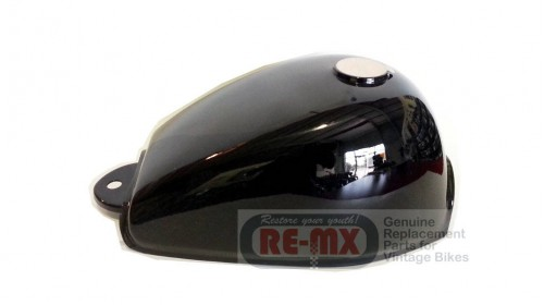 1979-1987 Z50R Black Replacement Fuel Tank