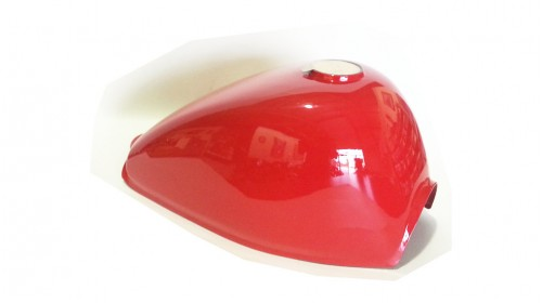 1979-1987 Z50R Red Replacement Fuel Tank