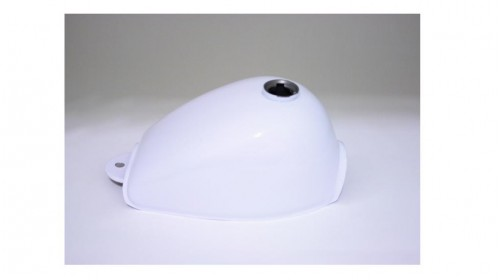 1979-1987 Z50R White Replacement Fuel Tank