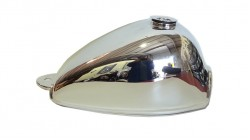 1979-1987 Z50R Chrome Replacement Fuel Tank